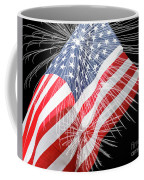 Tribute To The Usa Coffee Mug