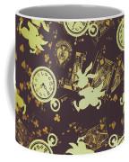 Tricks And Illusions Coffee Mug