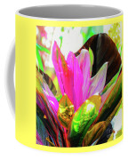 Tropic Hawaii - Ti Leaf Plant Coffee Mug