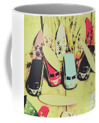 Tropical Trippers 1960 Coffee Mug