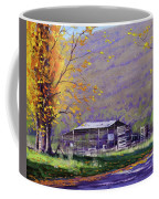 Tumut Valley Farm Shed Coffee Mug