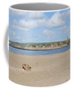 Tweed Estuary To Berwick-upon-tweed Medieval City Walls, Bridges Coffee Mug