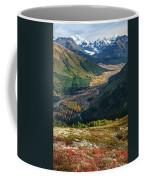 Twentymile Glacier Coffee Mug by Tim Newton