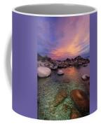 Twilight Canvas  Coffee Mug by Sean Sarsfield