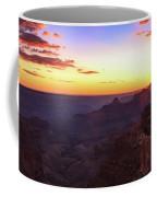 Twilight In The Canyon Coffee Mug