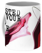 Twisted Flavour Red Wine Coffee Mug by ISAW Company