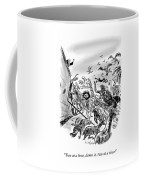 Two At A Time Coffee Mug