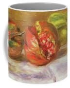 Two Pomegranates Coffee Mug