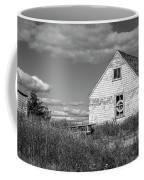 Two Sheds In Blue Rocks #01 Coffee Mug