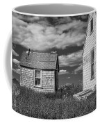 Two Sheds In Blue Rocks #2 Coffee Mug