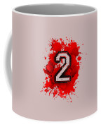 Twoo Over Red Stain Coffee Mug