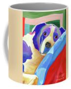 Uh Oh, They're Home Coffee Mug