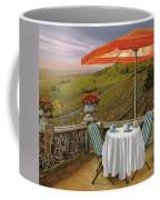 Un Caffe' Nelle Vigne Coffee Mug