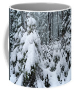 Under The Snow Coffee Mug