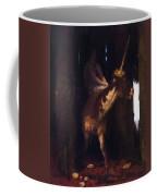 Unicorn 1885 Coffee Mug