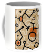 Unicycle Coffee Mug by Mark Shoolery