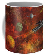 Unidentified Flying Object Coffee Mug