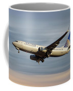 United Airlines Boeing 737-824 Coffee Mug