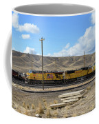 Up 5400 Passing Through Coffee Mug