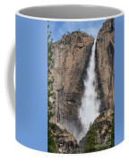 Upper Yosemite Fall Coffee Mug