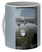 Us Army Staff Car World War II Coffee Mug