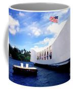 Uss Arizona Memorial Coffee Mug