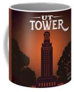 Ut Tower Coffee Mug