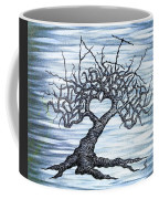 Vail Love Tree Coffee Mug