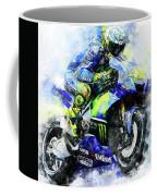 Valentino Rossi - 18 Coffee Mug