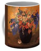 Vase Of Flowers 1896 Coffee Mug