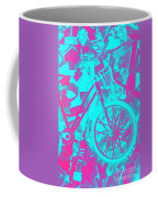 Vehicle Of News Coffee Mug