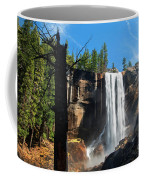Vernal Fall, Yosemite National Park Coffee Mug