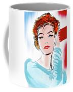 vibrant Anouk Coffee Mug