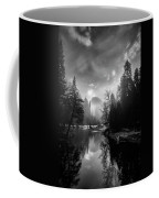 View Of Half Dome II Coffee Mug