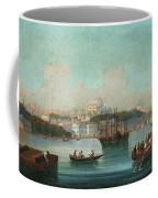 View Of Istanbul - 1 Coffee Mug