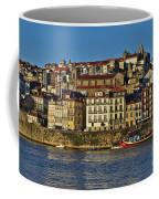 View Of Porto And Douro River Coffee Mug