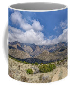 View Of Sandia Mountain Coffee Mug