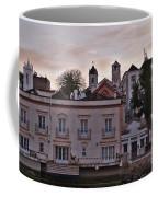 View Of Tavira From Gilaos River Bank Coffee Mug