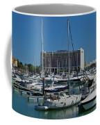 Vilamoura Marina 4 Coffee Mug