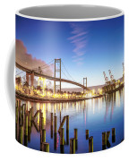 Vincent Thomas Bridge Coffee Mug
