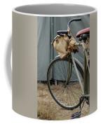 Vintage Bicycle World War II  Coffee Mug