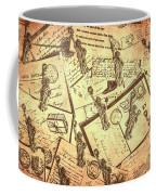 Vintage New York Post Coffee Mug