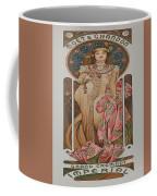 Vintage Poster - Champagne Coffee Mug