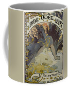 Vintage Poster - L'illustration Coffee Mug