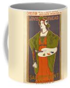 Vintage Poster - Louis Rhead Coffee Mug