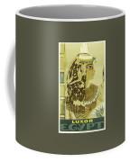 Vintage Travel Poster - Luxor, Egypt Coffee Mug