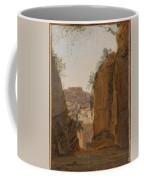 Virgil S Tomb  Naples  Coffee Mug