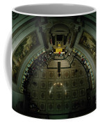 Visitors Tour Historic American Documents At The National Archives. Coffee Mug