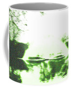 Voices Of A Long Lost Civilization Coffee Mug by Bee-Bee Deigner
