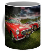 Volvo P1800 Classic Car Coffee Mug